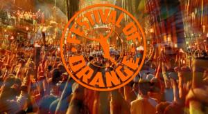 Festival of Orange Giessen
